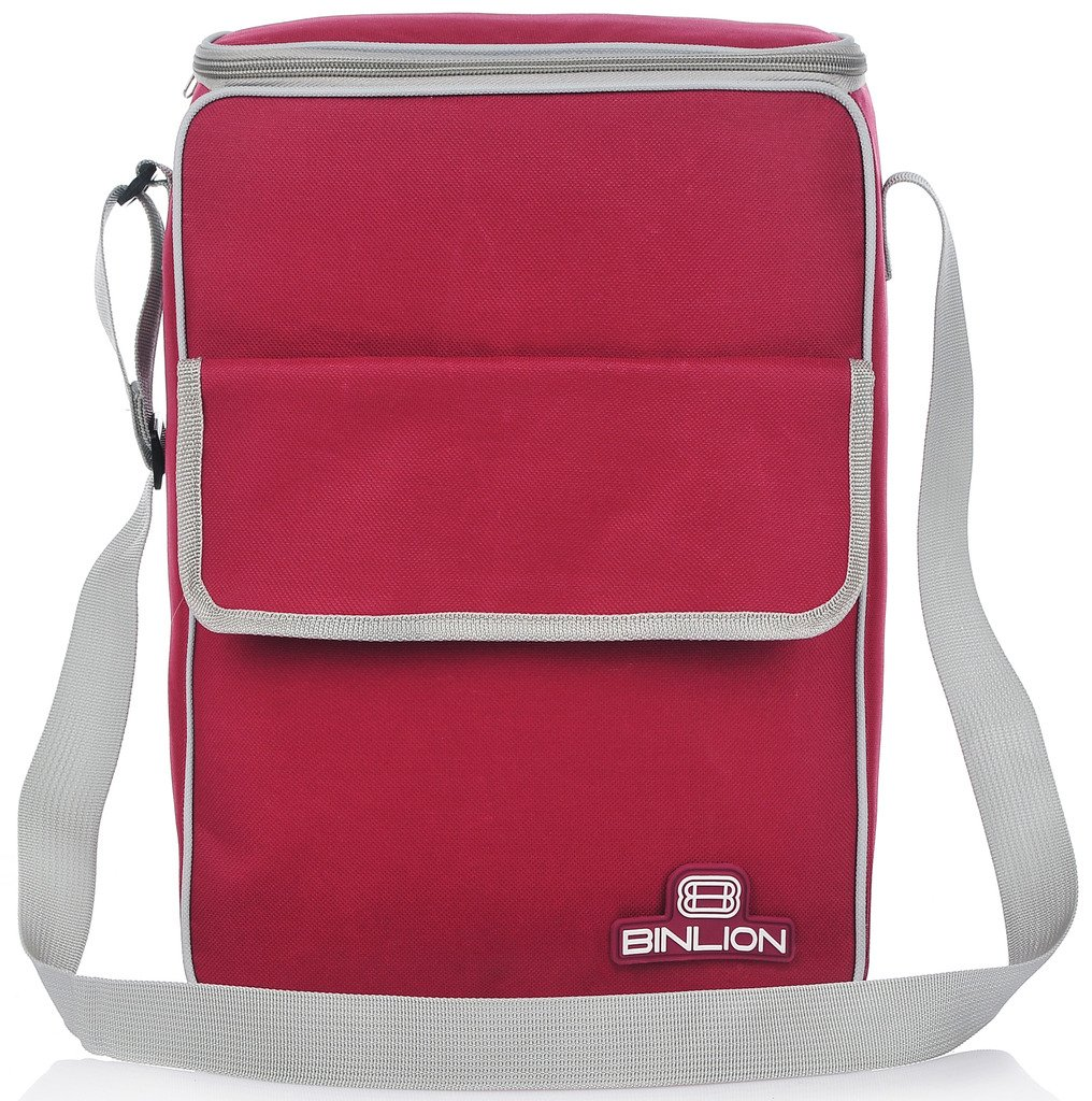 Binlion Lunch Cooler Tote Bag-Pink AX-AY-ABHI-115007