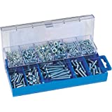 Draper 61272 366-Piece Pan Head Screw and Nut Assortment