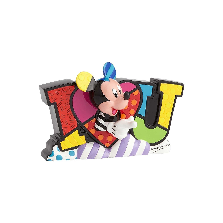 Figur Micky Maus I love you – Romero Britto