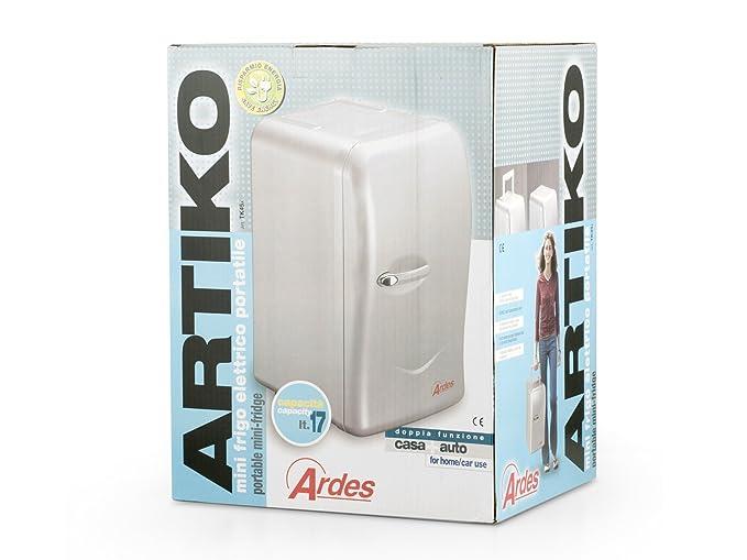 Ardes TK45 - Nevera portátil (12/230V, Eléctrico, Plata): Amazon ...