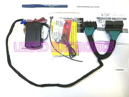 Amazon.com: Plug & Play Install T Harness OEM Upgrade Remote ... on