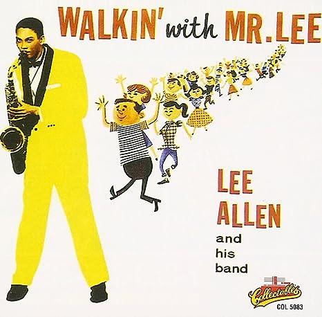 Amazon   Walkin With Mr Lee   Allen, Lee   R&B   音楽