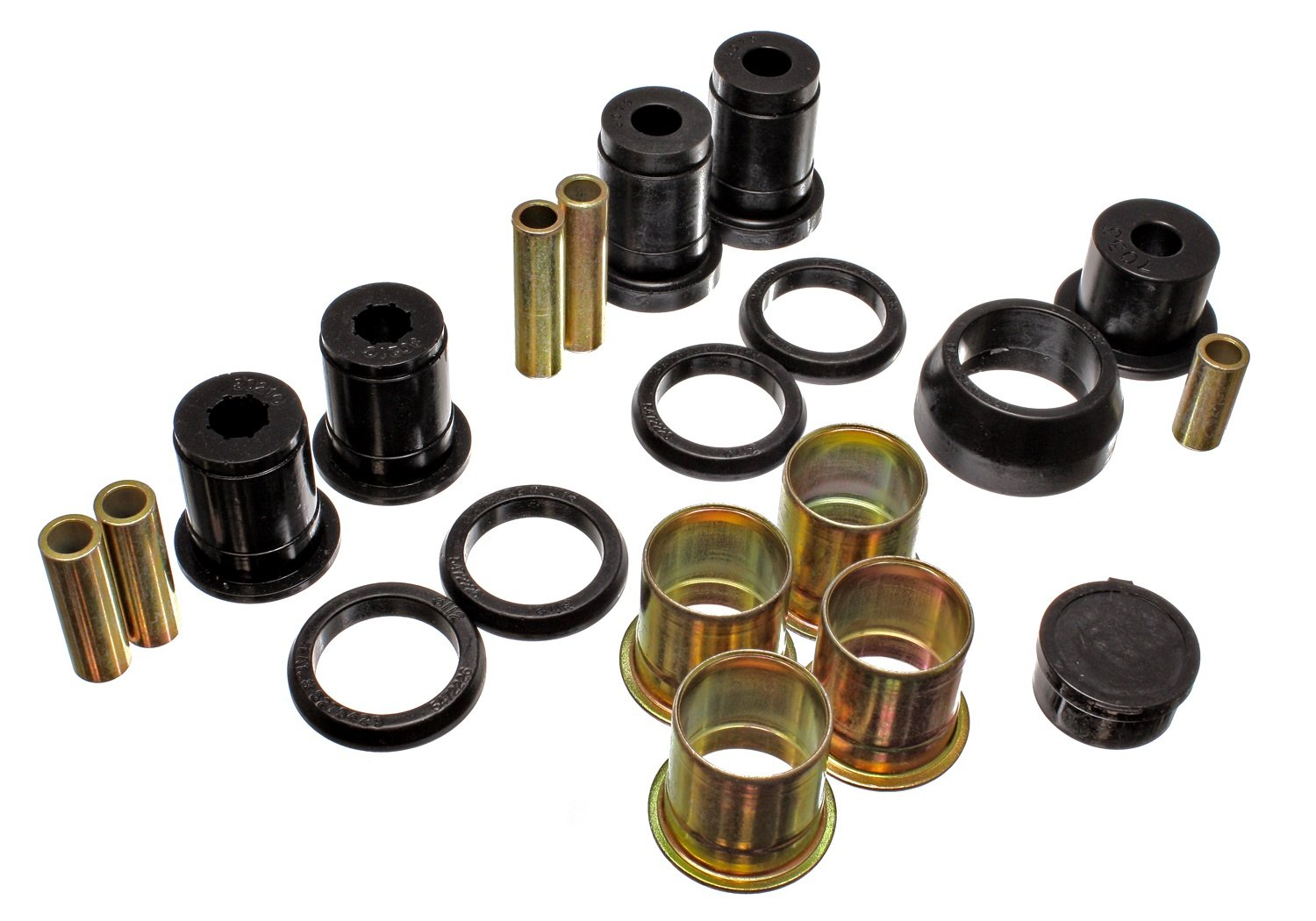 Energy Suspension 3.3141G CONTROL ARM BUSHING SET