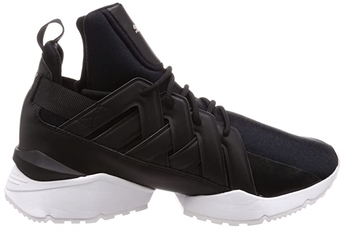 f3402c9cffb Puma Women s Muse Echo Satin Ep Wn S Black Sneakers-8 UK India (42 EU)  (36552102)  Buy Online at Low Prices in India - Amazon.in