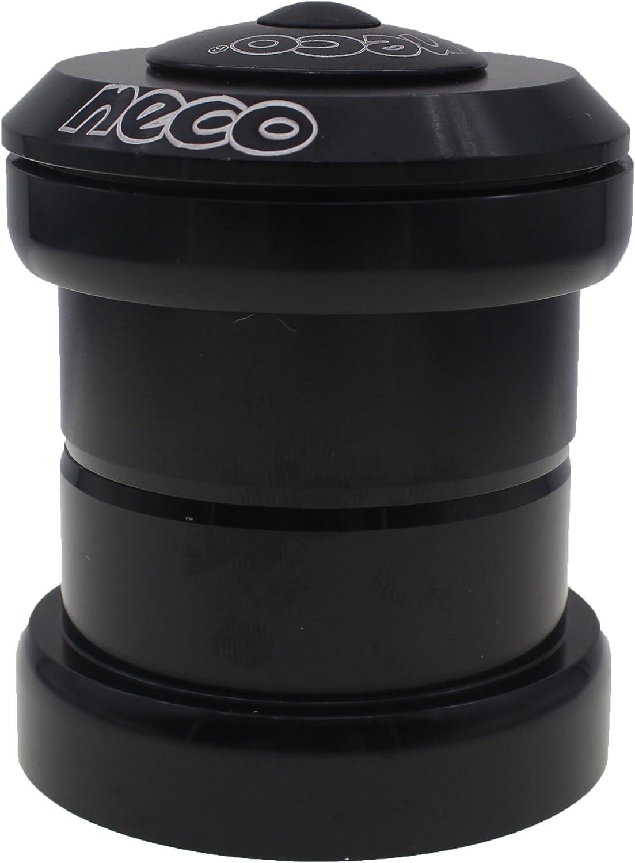 "neco 1.5/"" Oversize Threadless Headset Black"