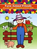 Do A Dot Art Farm Animal Friends Creative Activity Coloring Book