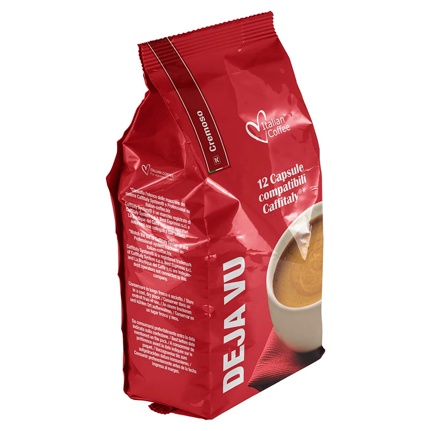 CÁPSULAS COMPATIBLES SISTEMA CAFFITALY SYSTEM-PROFESSIONAL ...