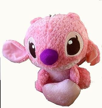 5a206f7ef44 Disney Lilo Stitch - Stitch Plush Doll w  Window Suction Cup - Stitch Hug  Heart Plush