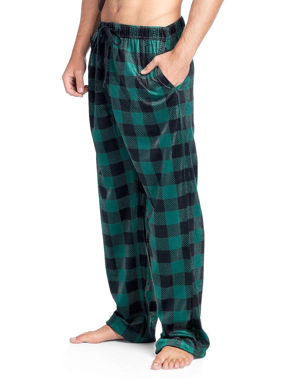 c6cbcd0e6 Ashford   Brooks Men s Mink Fleece Sleep Lounge Pajama Pants