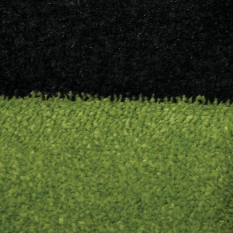 VIMODA Moderner Designer Teppich Kariert Hoch Hoch Hoch Tief Strukturen Lila Grau Weiß Schwarz, Maße 160 x 230 cm B011QBZR0O Teppiche 451e69