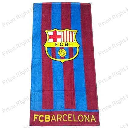 Toalla FC Barcelona azulgrana