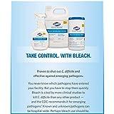 Clorox Healthcare Bleach Germicidal Wipes, 150