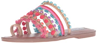 3cdc38ca14cba7 Steve Madden Women s Gypsy Flip Flop