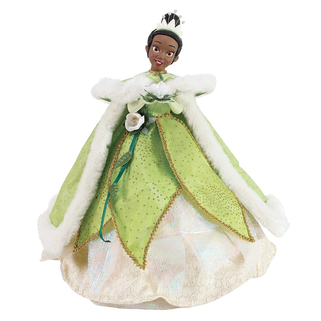 Department 56 Possible Dreams The Princess and The Frog Tiana Tree Topper Multicolor 12