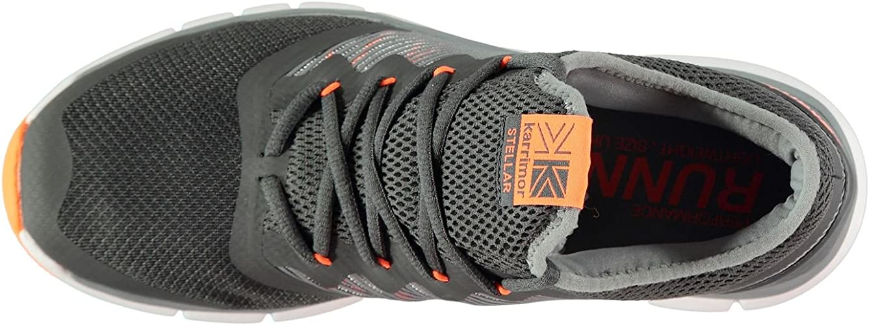 Karrimor Hombre Stellar Zapatillas Deportivas De Running Gris/Naranja EU 43 (UK 9): Amazon.es: Zapatos y complementos