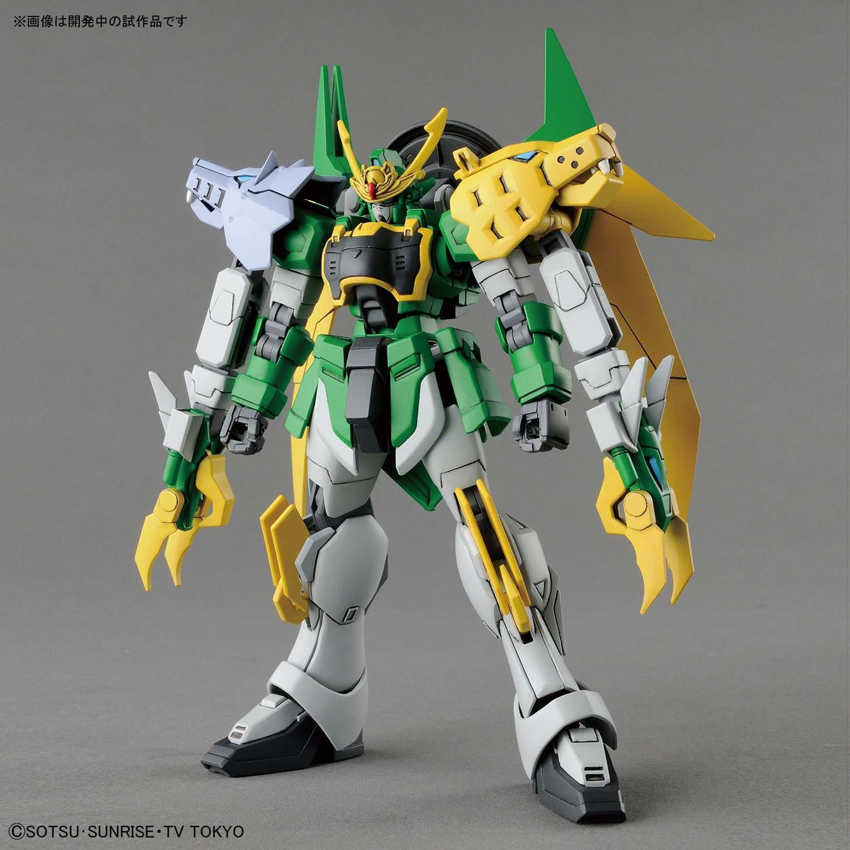 Bandai Hobby HG 1//144 #11 Gundam Jiyan Altron Gundam Build Divers Bluefin Distribution Toys BAN230356