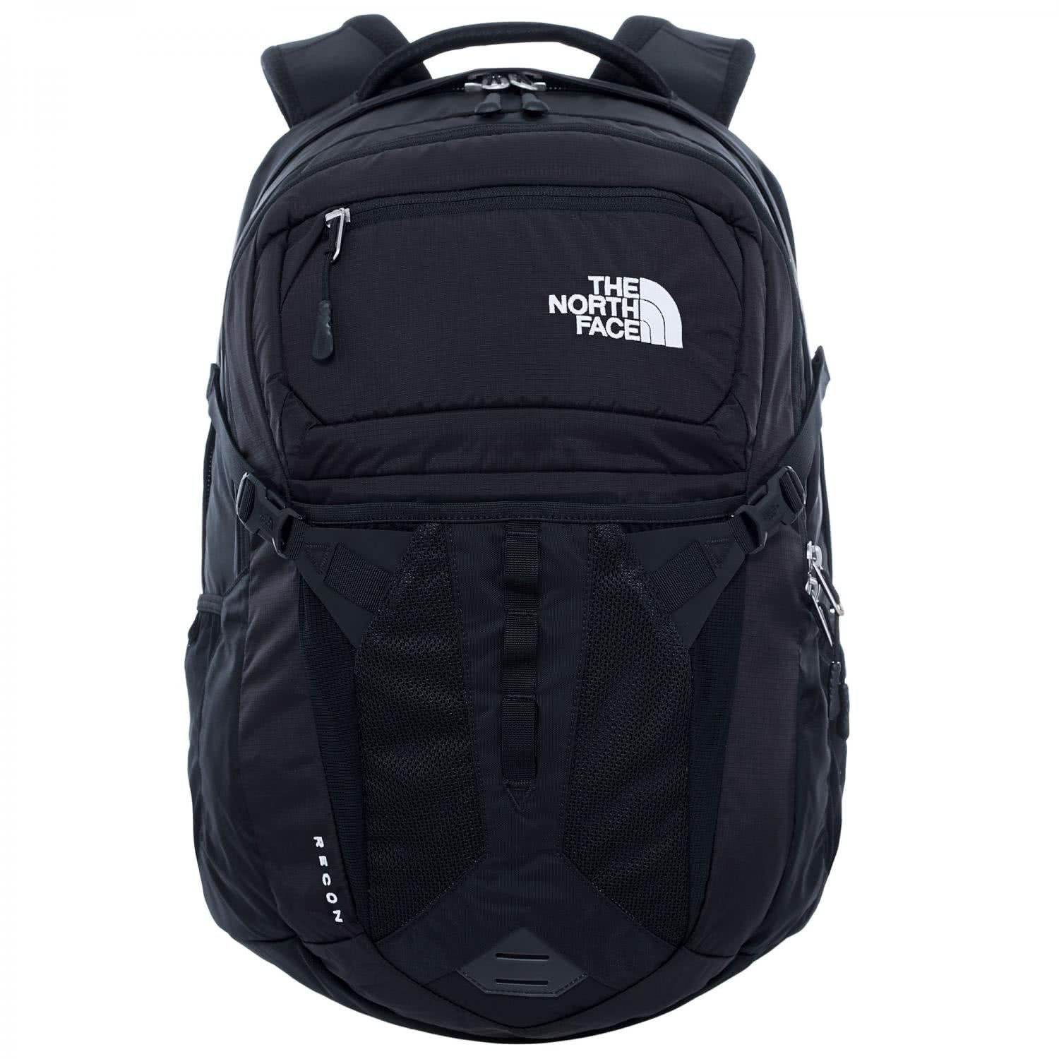 The North Face Recon Laptop Backpack - 15'' (TNF Black)