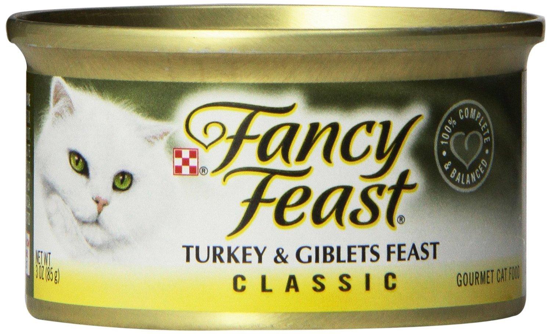 Pack of 24, Wet Cat Food