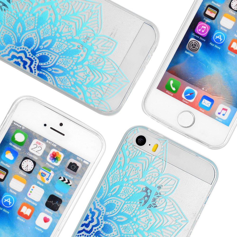 IPhone SE Case 5S 5 Clear Amazoncouk Electronics