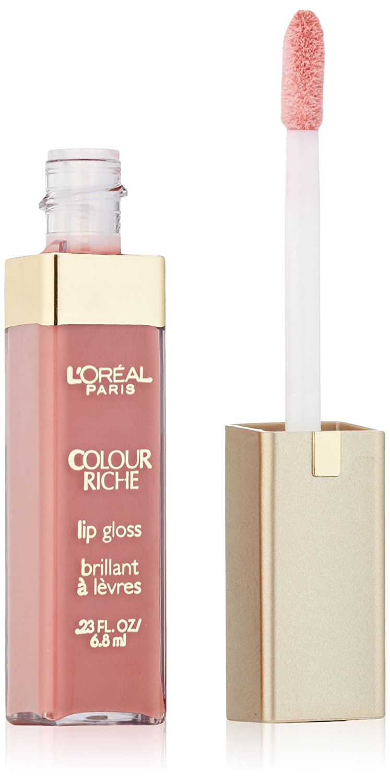 L'Oréal Paris Colour Riche Lip Gloss, Rich Pink, 0.23 fl. oz.