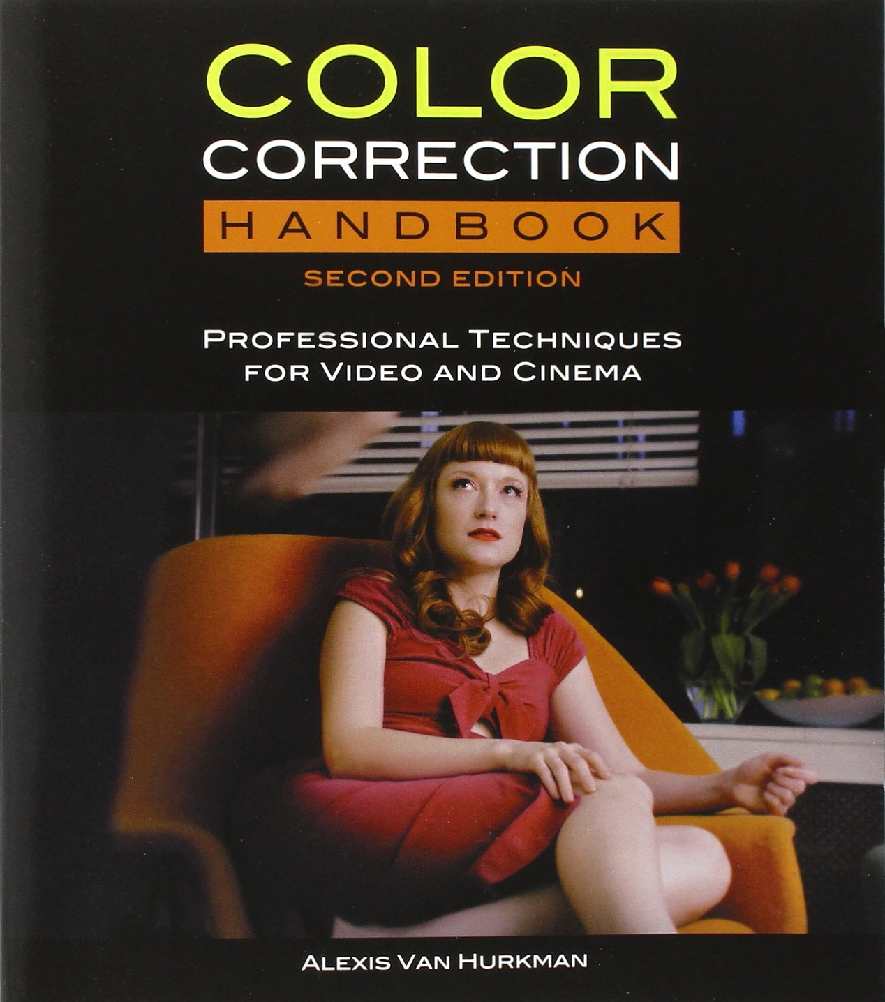 Color Correction Handbook: Professional Techniques for Video and Cinema (2nd Edition) (Digital Video & Audio Editing Courses)