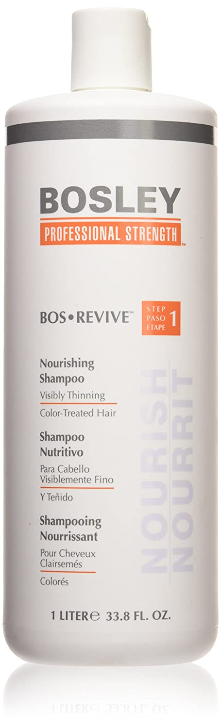 amazoncom bosley strength bosrevive shampoo for hair 101 oz hair regrowth shampoos health u0026 personal care - Bosley Review
