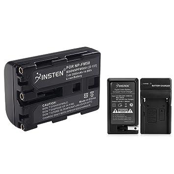 Insten nueva batería + cargador + adaptador para coche para ...