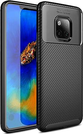 Yocktec Huawei Mate 20 Pro Funda, [Resistente a los arañazos ...