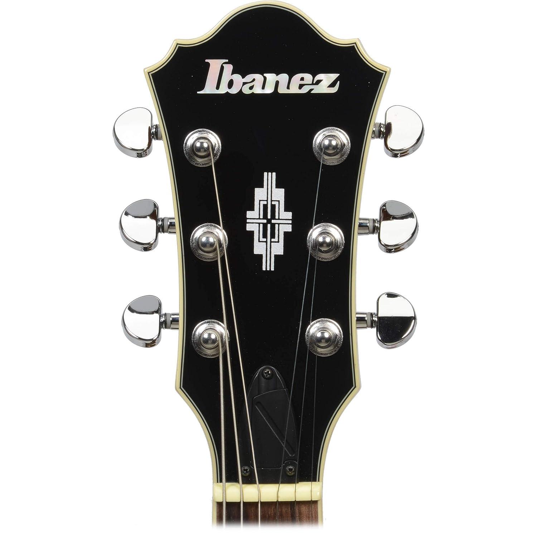 Ibanez - As73 tbc guitarra eléctrica semicaja: Amazon.es: Instrumentos musicales