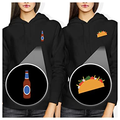 Amazon.com: BFF Accessories BFF Pullover Sweaters - Hoodies for ...