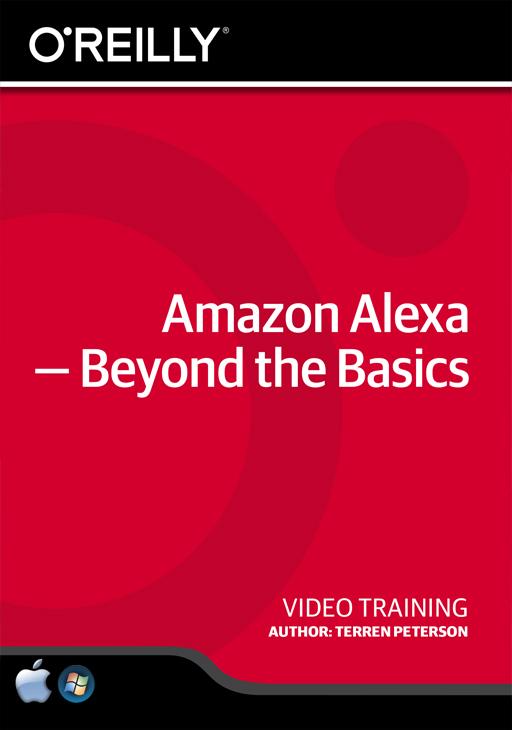 Price comparison product image Amazon Alexa — Beyond the Basics [Online Code]