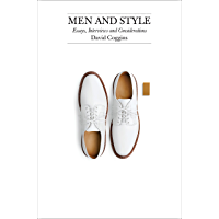 Men and Style: Essays, Interviews and Considerations book cover