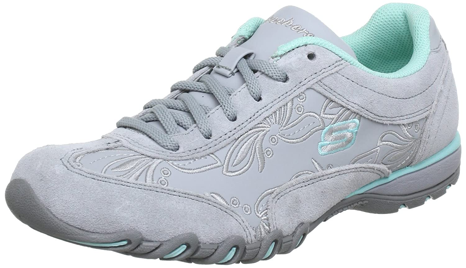 Skechers Speedster Nottingham, Womens Trainers, Grey, 2 UK: Amazon.co.uk:  Shoes & Bags