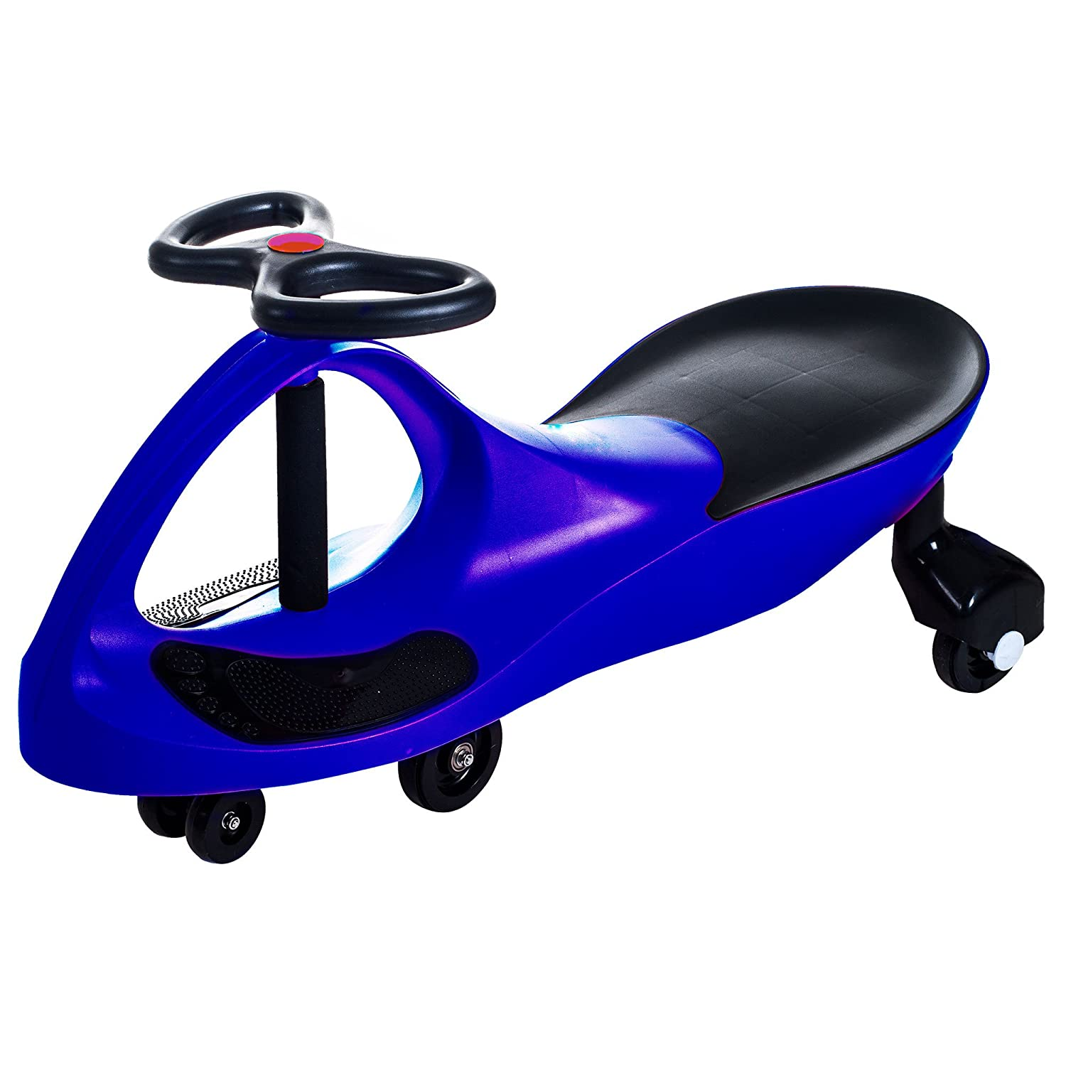 Ride on Toy Ride on Wiggle Car by Lil' Rider Ride on Toys for Boys and Girls 2 Year Old And Up Blue