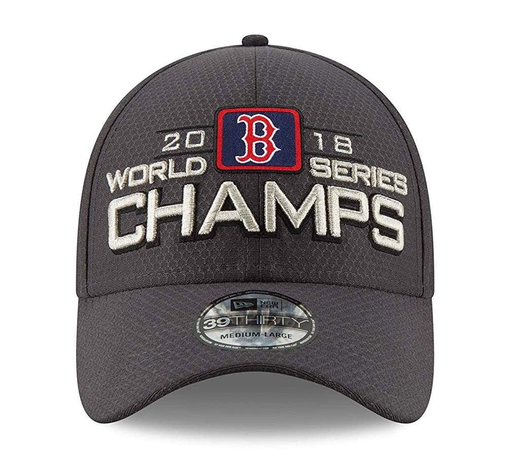 f80fefda0bf36 New Era Boston Red Sox 39THIRTY 2018 World Series Champion - Gorro para  Hombre  Amazon.com.mx  Deportes y Aire Libre