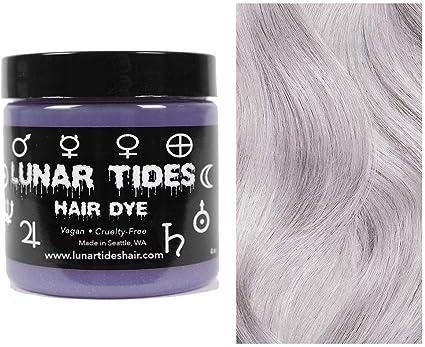 Lunar White toner, tinte semi permanente para el cabello blanco - 118 ml - Lunar Tides