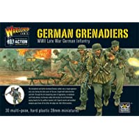 WGB-WM-09 German Army: German Grenadiers by Warlord Games