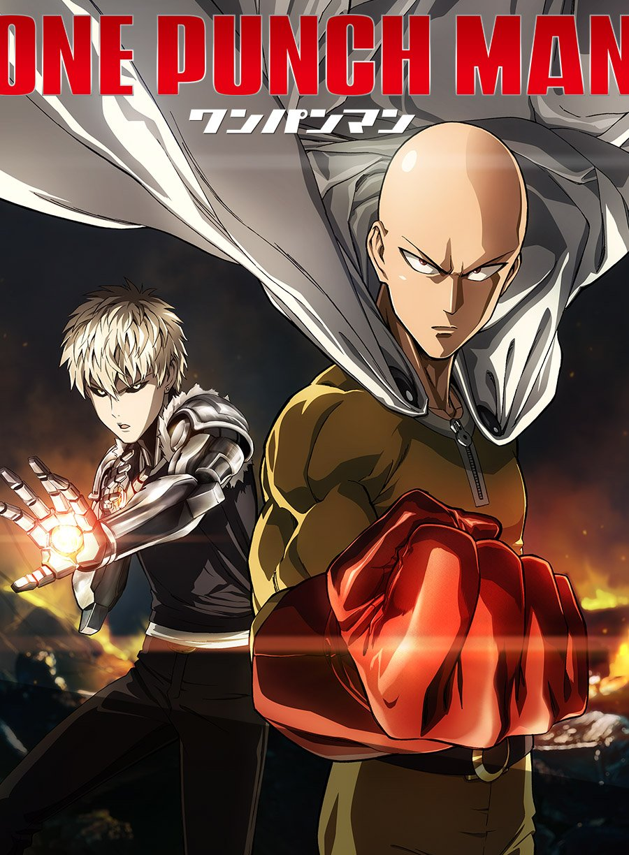 Image result for one punch man cover poster