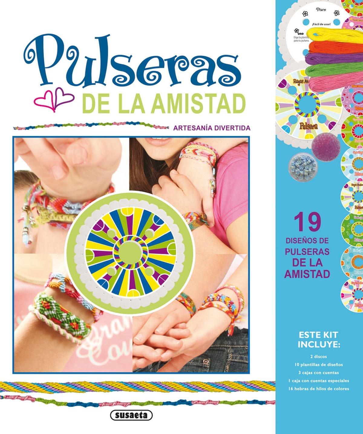 PULSERAS AMISTAD REF. 3123/ 1 SUSAETA (Spanish) Paperback – 2014