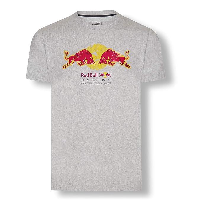 Red Bull Racing Tread Camiseta, Azul o Gris o Blanco Hombres Top ...