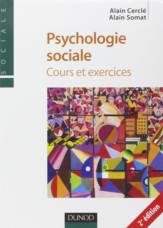 Psychologie Sociale Cours Et Exercices Psycho Sup Amazonde