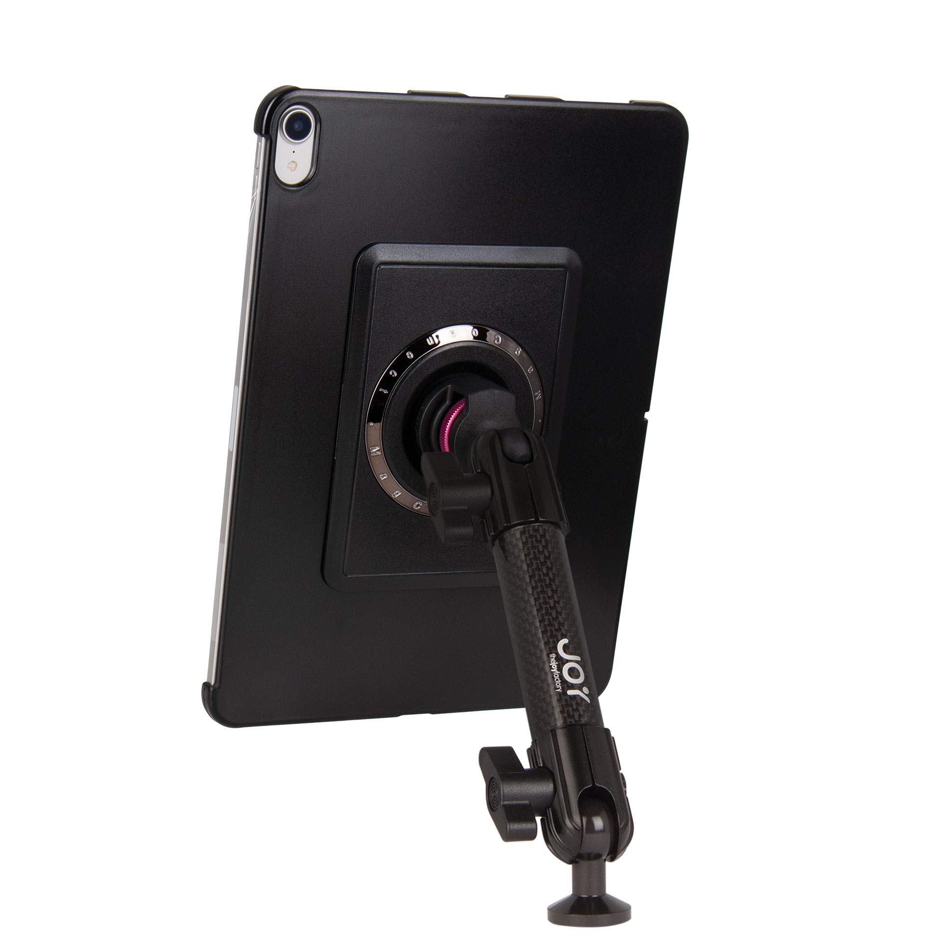 The Joy Factory MagConnect Carbon Fiber Tripod/Microphone Stand Mount for iPad Pro 11'' (MMA7001) by The Joy Factory (Image #1)
