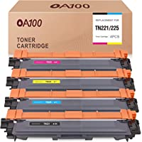OA100 Compatible Toner Cartridge Replacement for Brother TN221 TN225 TN-221 TN-225 for MFC-9330CDW HL-3170CDW MFC-9130CW…