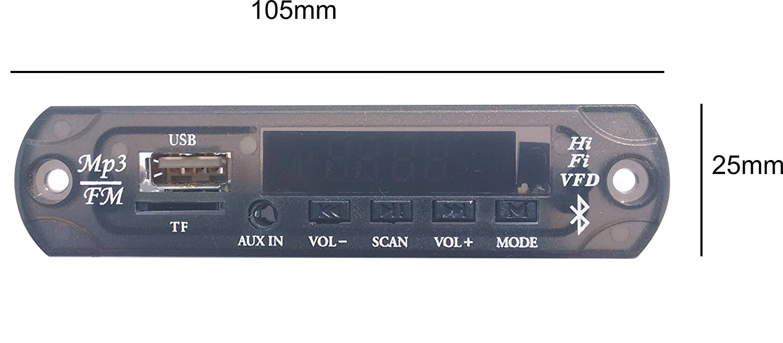 Tech And Trade 30 W Audio Amplifier Bluetooth Module Hifi 30w Power Circuit Diagram 1 Amplifiercircuits Electronics
