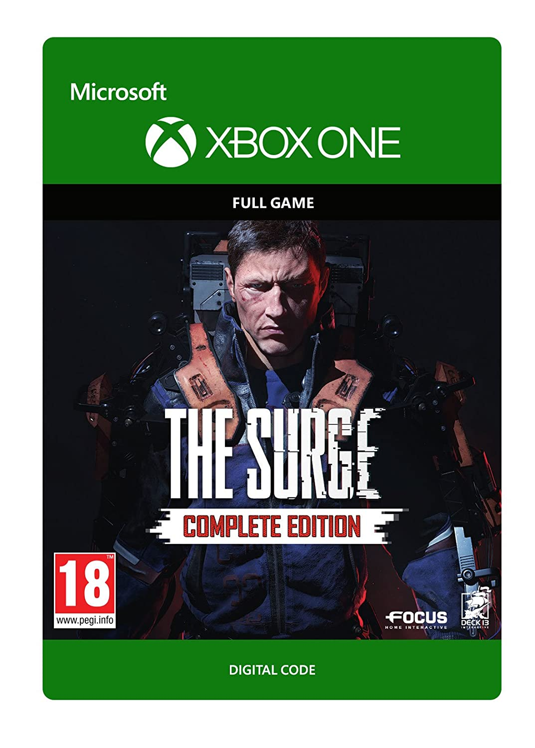 The Surge [PC Code - Steam]: Amazon co uk: PC & Video Games
