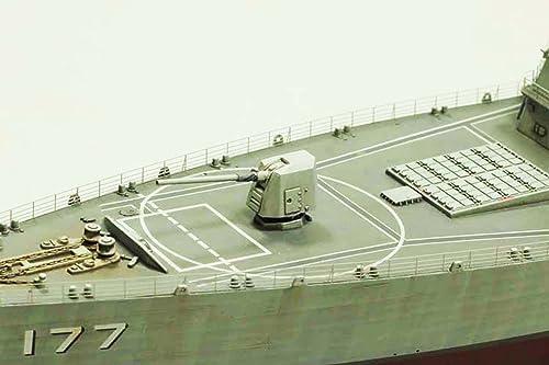 1/350 日本 海上自衛隊 イージス護衛艦 DDG-177 あたご 戦艦 プラモデル