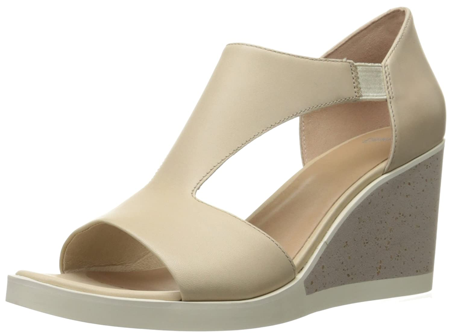 Camper Women's Limi Wedge Pump B011BCUI70 41 M EU / 11 B(M) US|Medium Beige 3