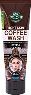 product image for Hollywood Style Tight Skin Exfoliating Coffee Wash Firmer, Softer, and Silkier Skin Removes Dead Skin Cells, 3.2 fl. Oz.