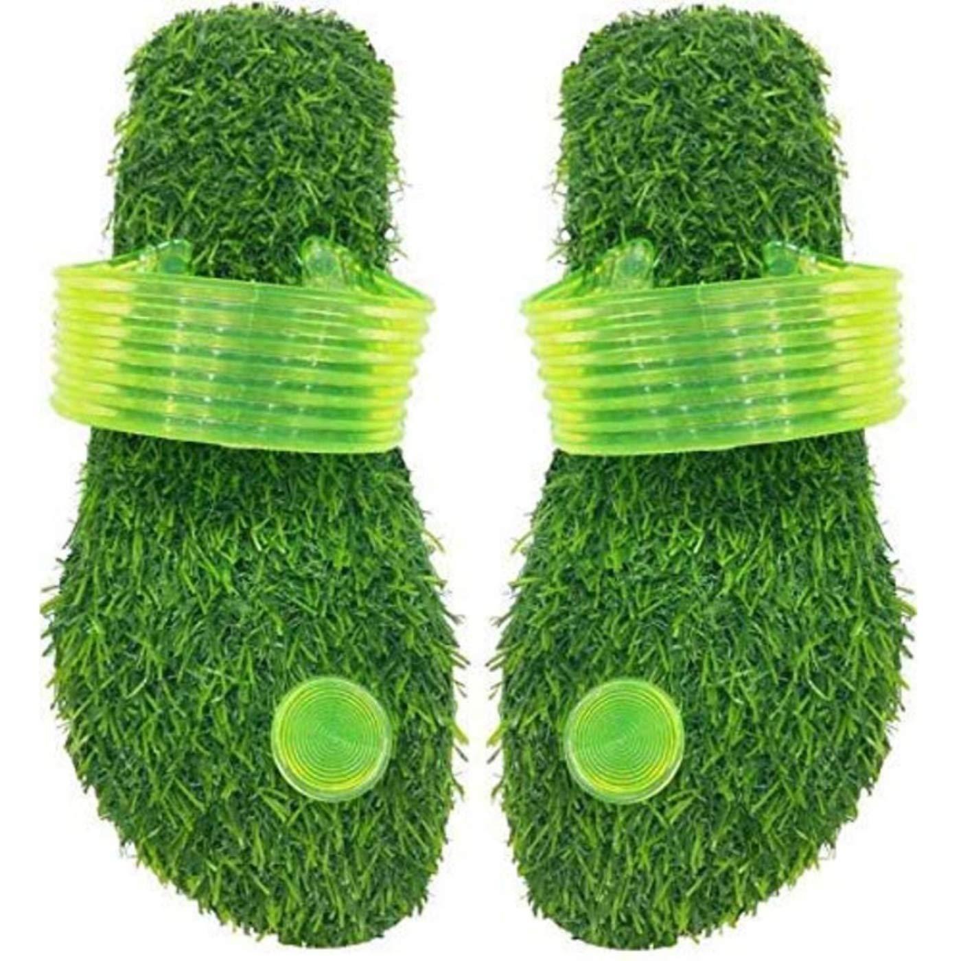 grass slippers amazon