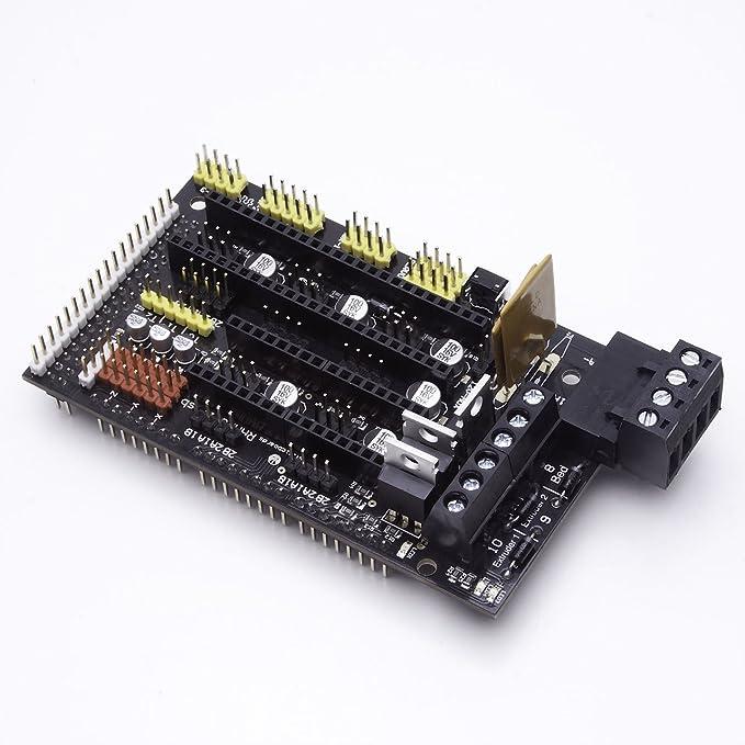 1 opinioni per Static Boards- Connettori premium per scheda Ramps da 1.4 SB, 15A, prodotti in